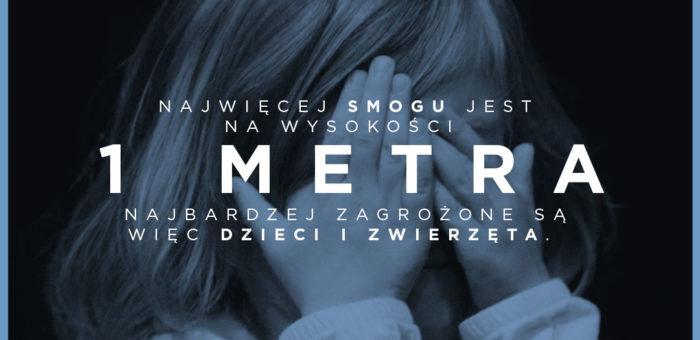 """Partnerujemy kampanii """"Pierwsza doba bez smogu"""""""